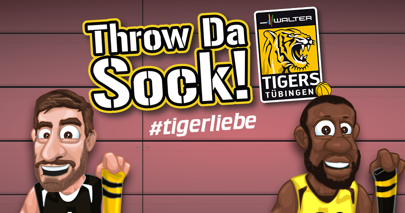 Jan Essig's Throw Da Sock! WALTER Tigers Tübingen