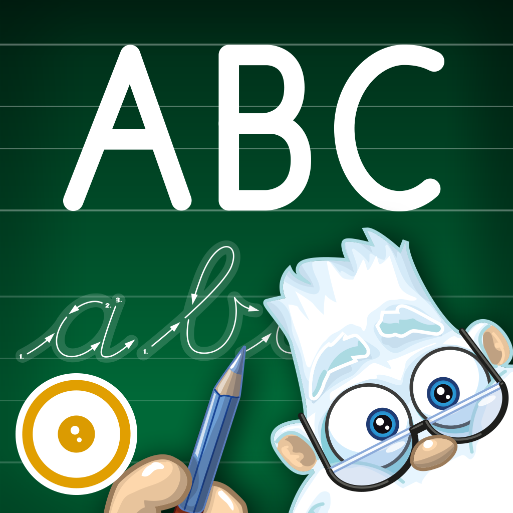Preschoolers ABC Playground – A Read and Write ABC Learning App for Kids